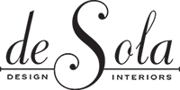 de Sola Designs + Interiors Logo